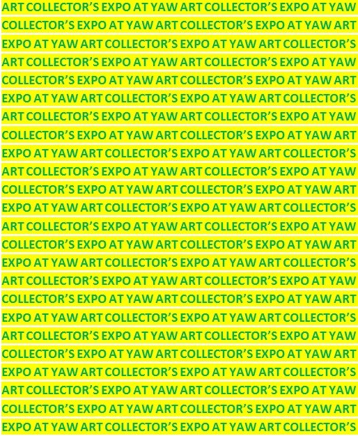 ART COLLECTORS EXPO