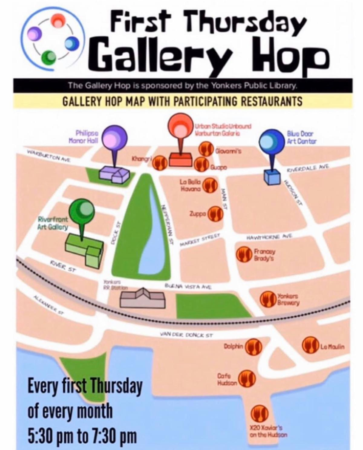 gallery hop 2020