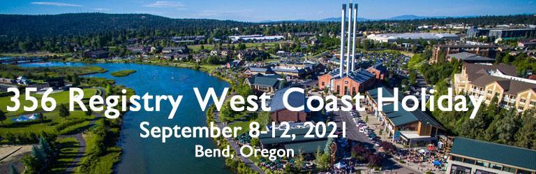 356 Registry West Coast Holiday