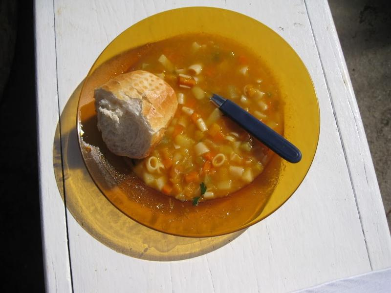 FOC Casa picture of Blessed Soup