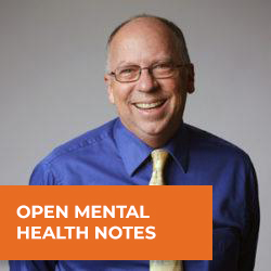 Open mental health notes