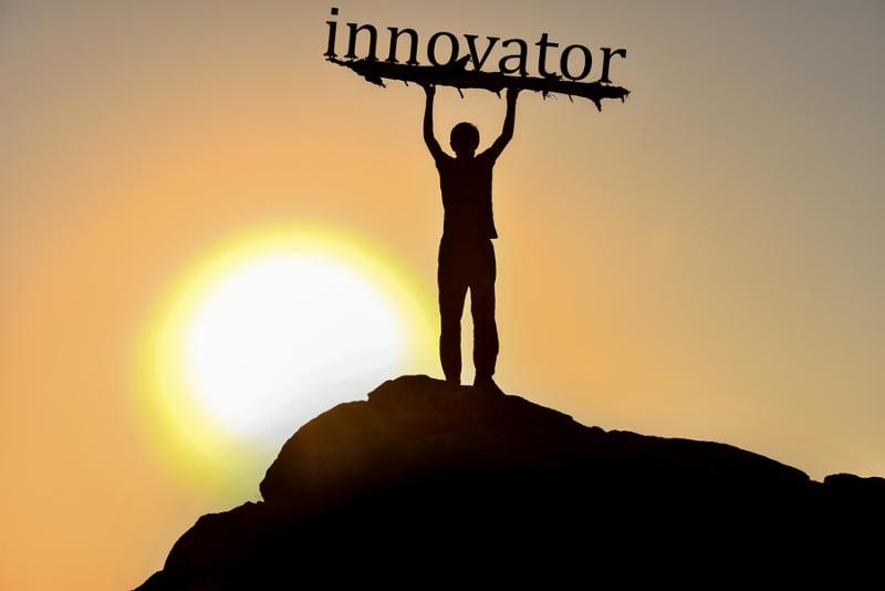 Innovation_ Innovation_ Development and Future  creativity concept