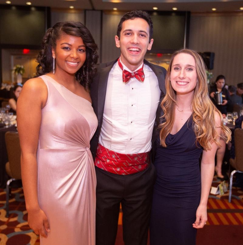 Student Presenters 2019 Gala