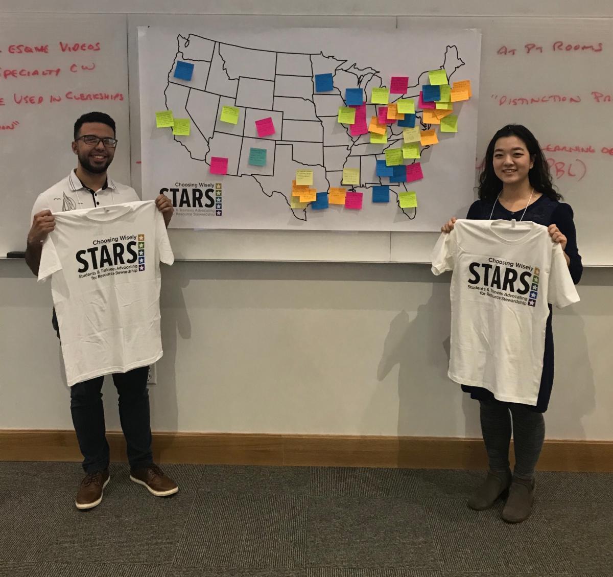Choosing Wisely STARS leaders