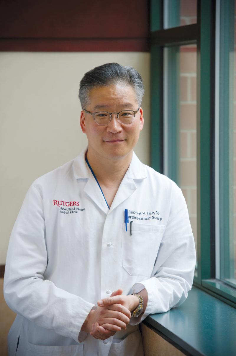 Dr. Leonard Lee