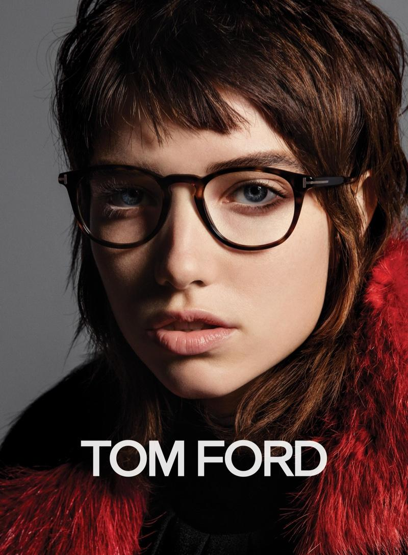 3a2c816b34ee Tom Ford and Swarovski Eyewear Exclusive Showing