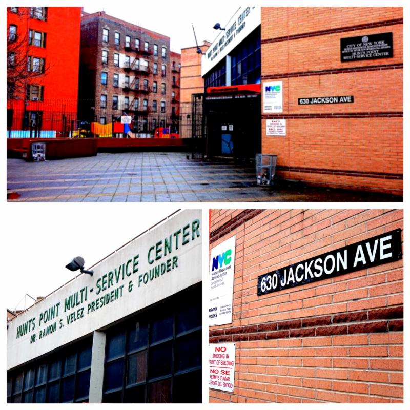 Focus on The BronxWorks Offices at 630 Jackson Avenue
