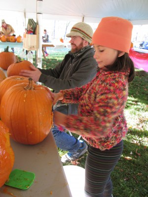 All things pumpkin festival in Jackson NH