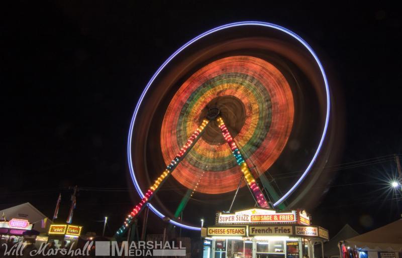 Fryeburg Fair Ferris Wheel