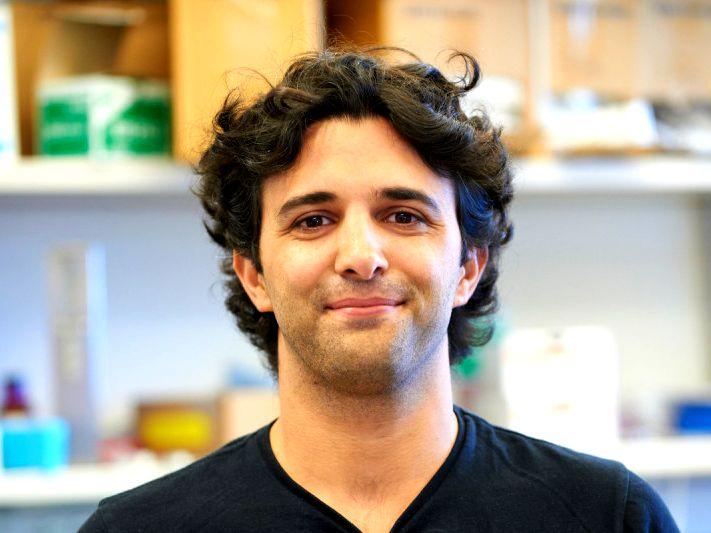 ICRF Research Career Development Award recipient Moshe Elkabets PhD of Ben Gurion University