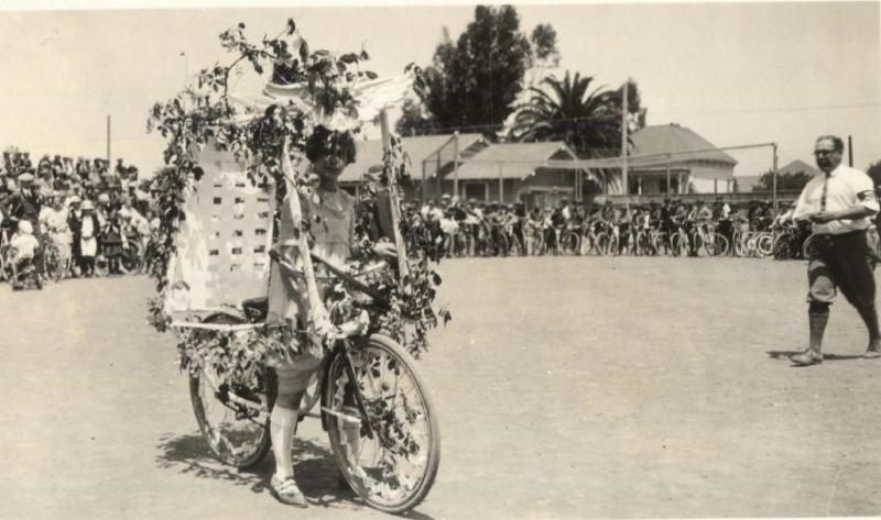 San Jose Bicycle Day 1923
