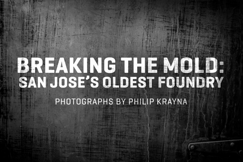 Breaking the Mold - Philip Krayna