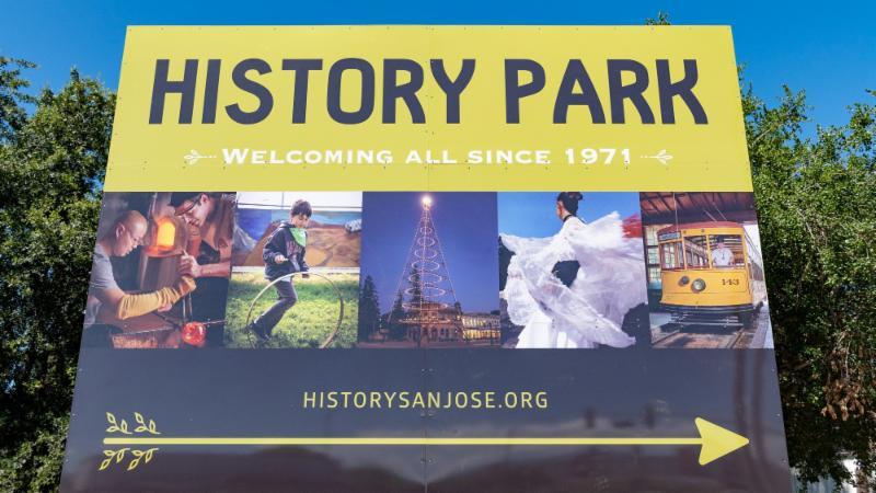 History Park phelan senter
