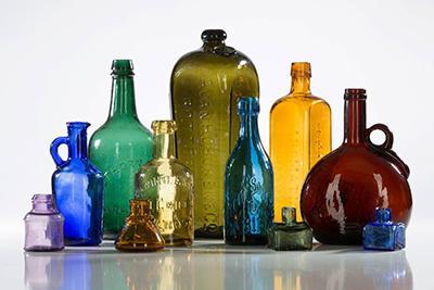 Tobin Gilman bottles