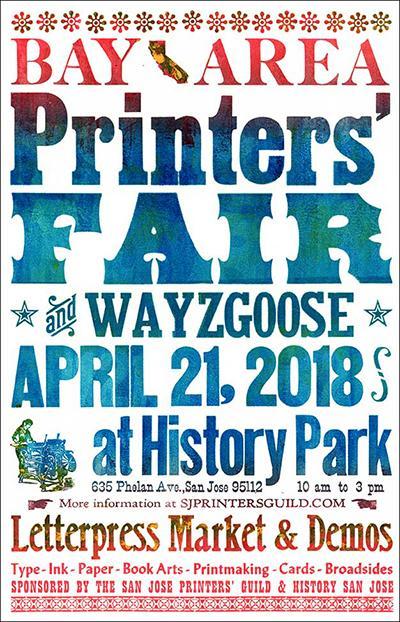 Printers fair 2018