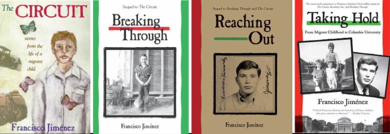 Books by Dr. Francisco Jiménez