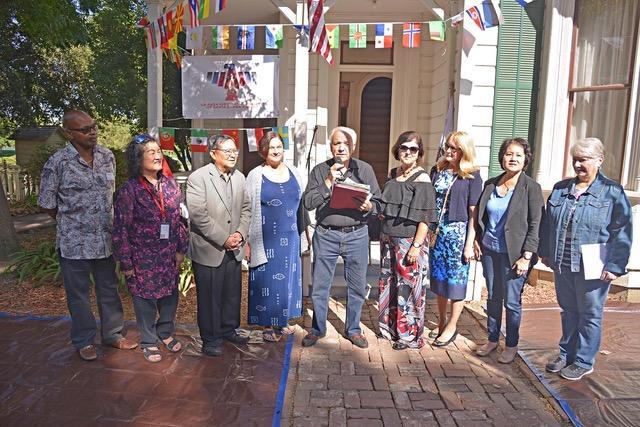 La Raza Historical Society Opening