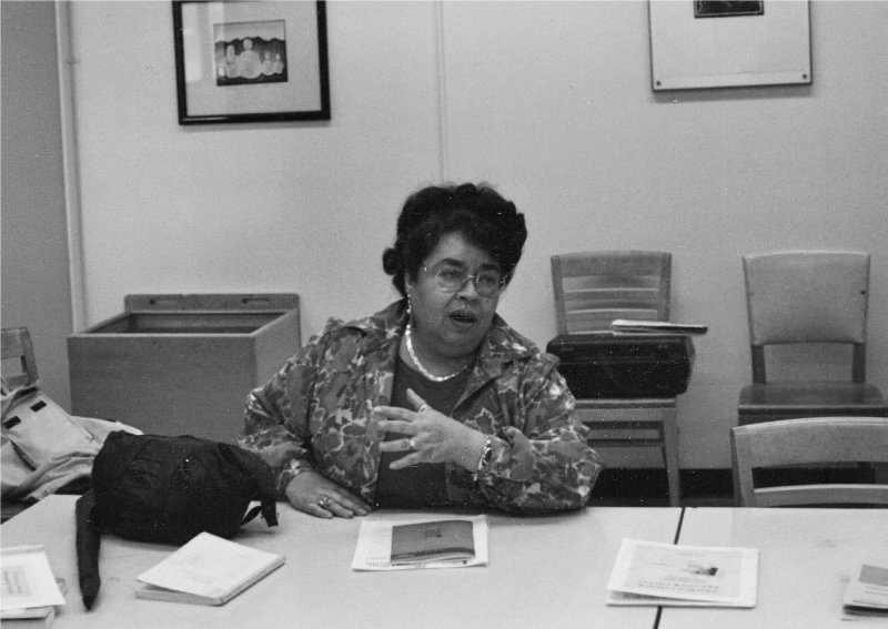 Sofia Mendoza From Chicanas 1960's to Latinx Women Today