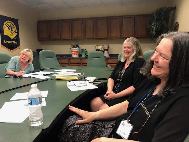 Hamilton County Council on Aging gathering