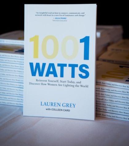 book, 1001 Watts
