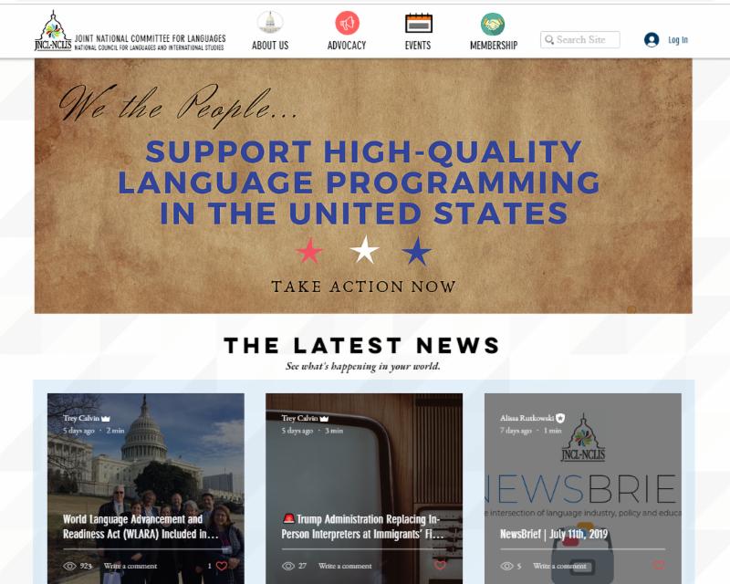 U S Department Of Education Launches New Idea Website >> Connecticut Council Of Language Teachers Jncl Nclis News