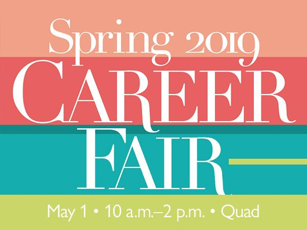 2019 Spring Career Fair, May 1