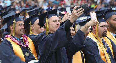 Get Social During Commencement