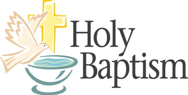 Holy Baptism graphic