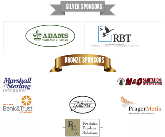 Silver and Bronze Sponsors