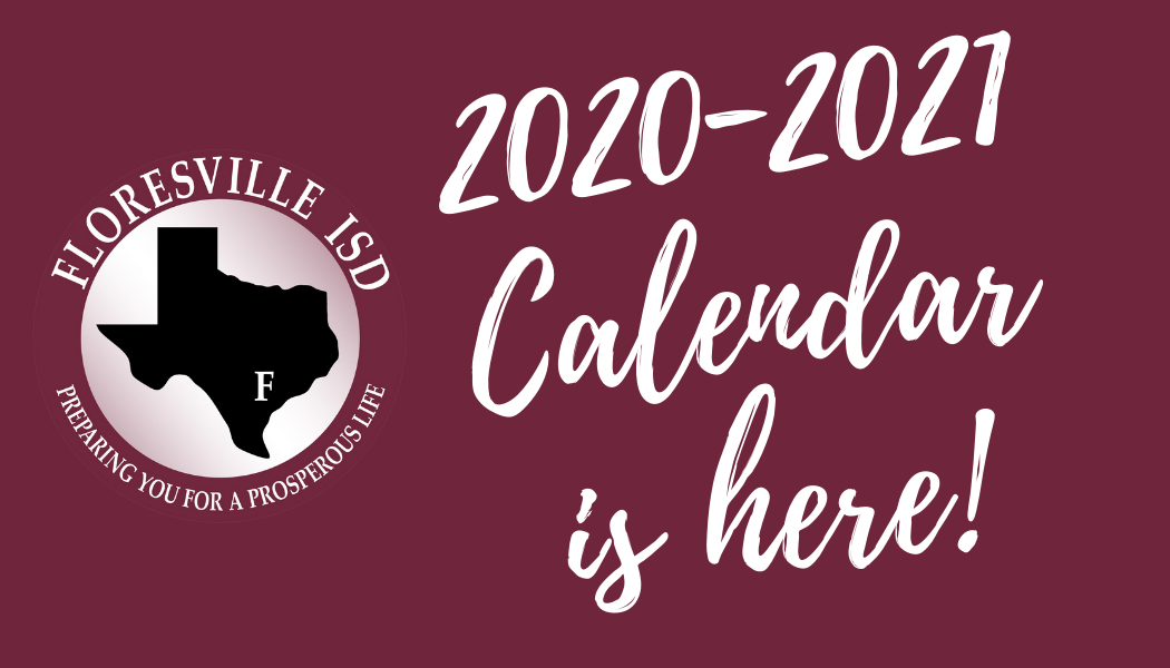 calendar graphic with logo