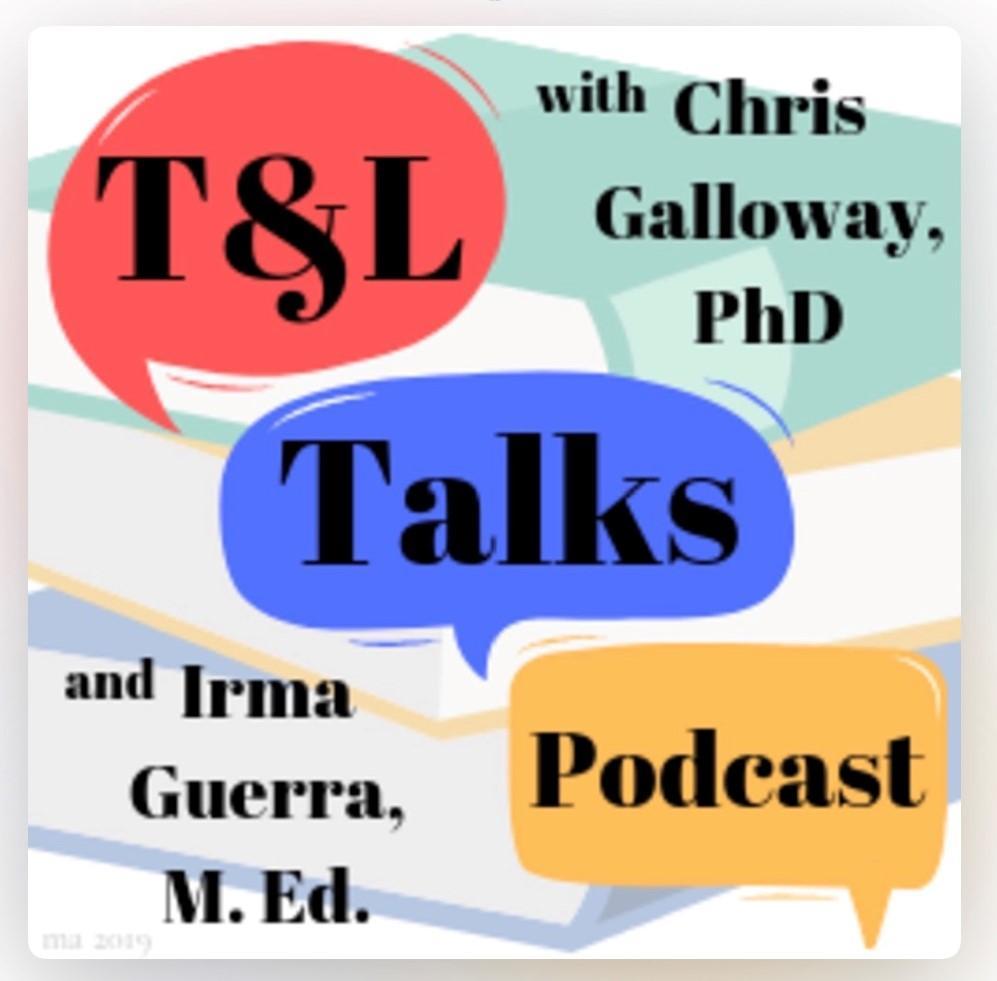 T&L Talks Podcast Logo