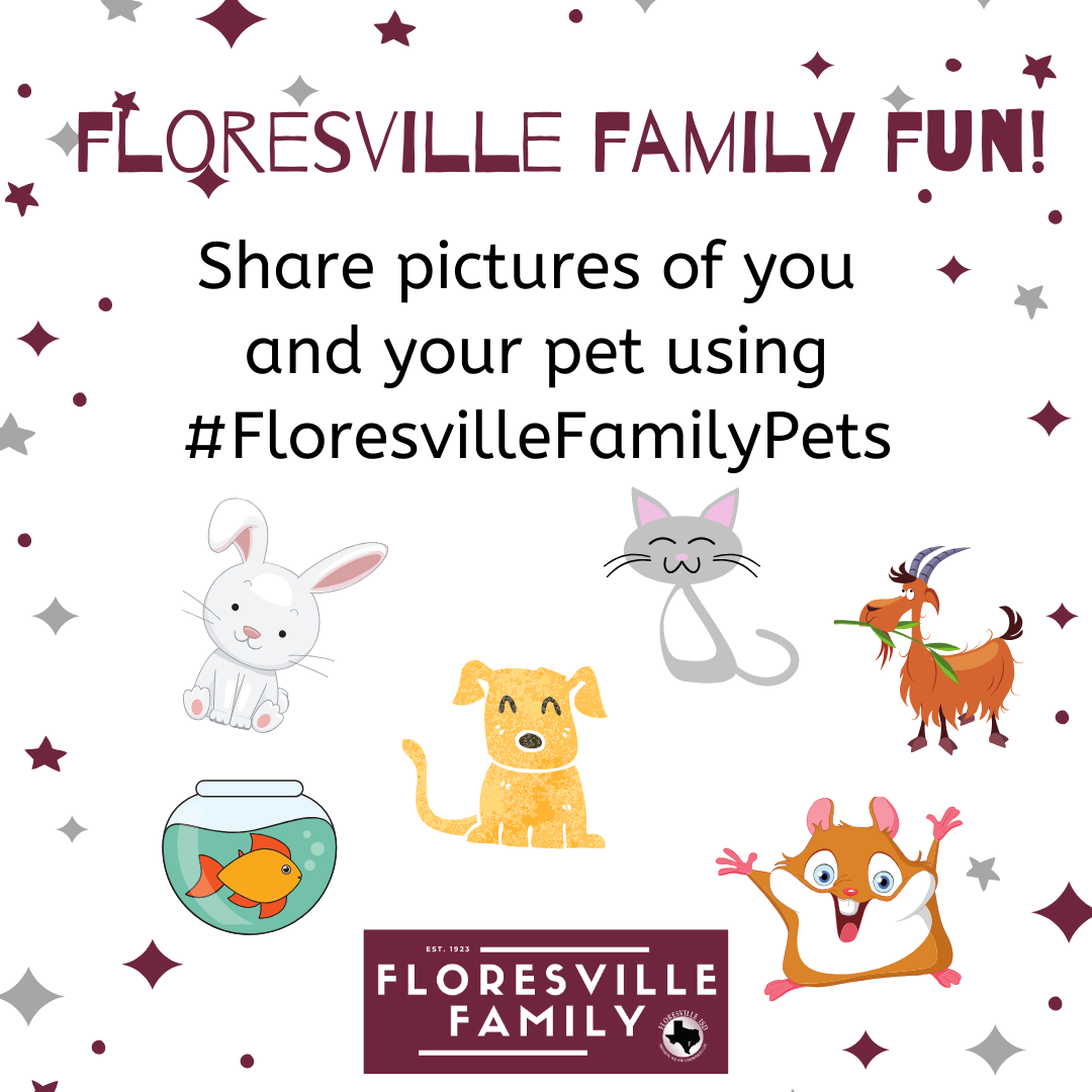 Family Fun Activity Announcement Share your pets
