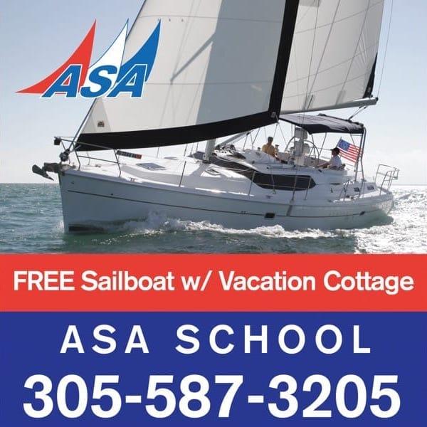 AD: Key Lime Sailing Club