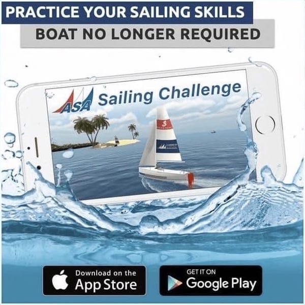 AD: SAILING CHALLENGE APP