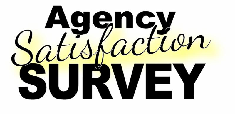 Agency Satisfaction Survey