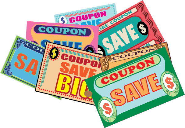 coupon graphic