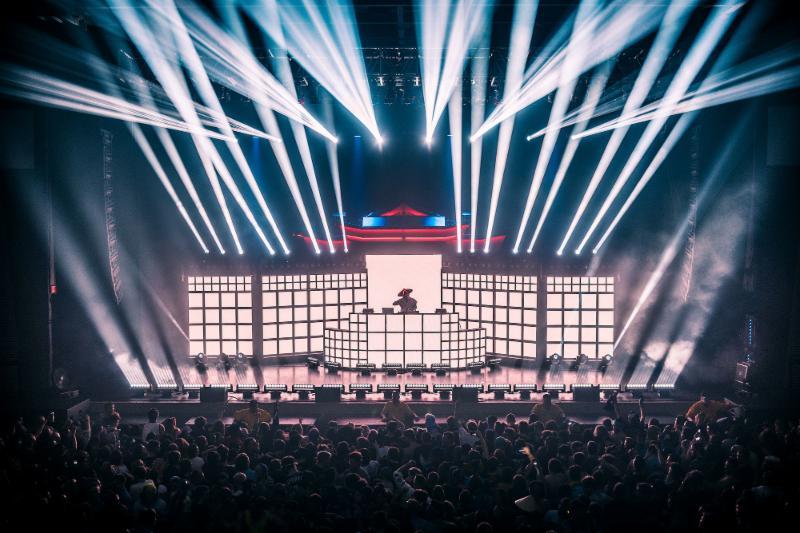 Datsik Ninja Nation Tour 2020 DATSIK 'NINJA NATION 2018 TOUR' AT THE HOLLYWOOD PALLADIUM