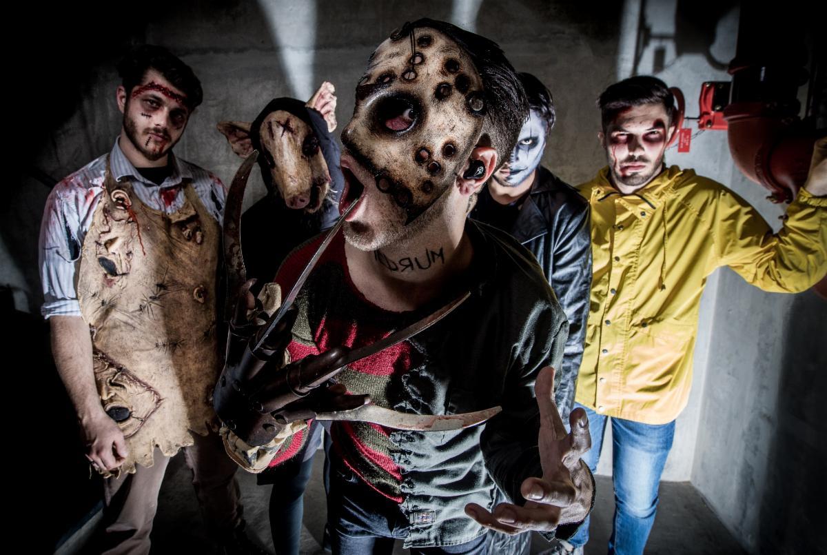 Ice Nine Kills Enlist Horror Icon Ari Lehman On Thank God