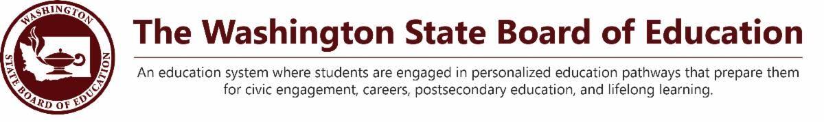 Washington State Board of Education