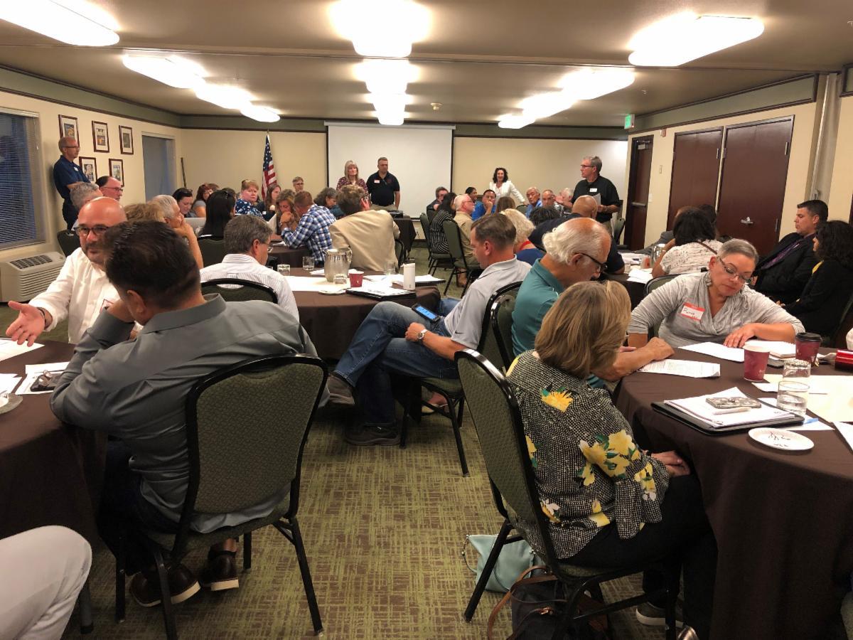 Forum in Yakima on Sept. 10