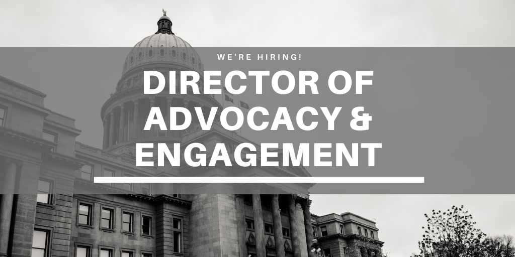 Director of Advocacy and Engagement