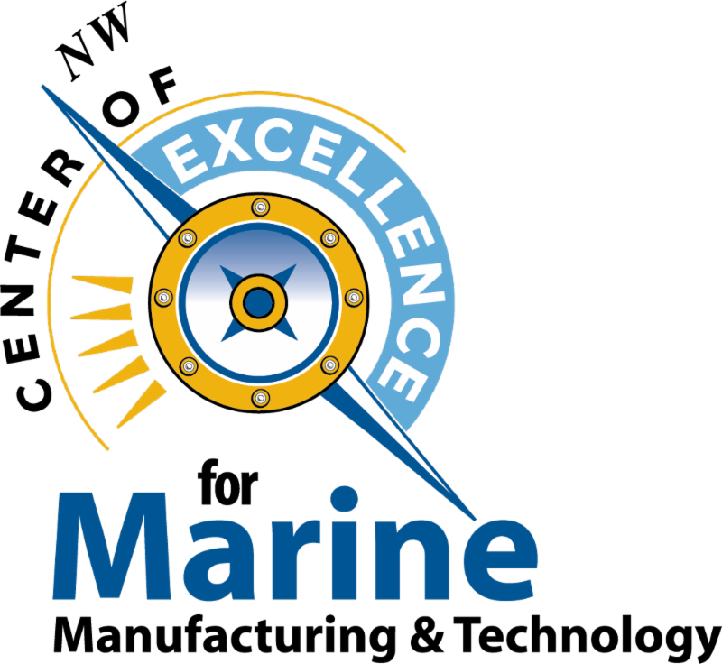 NW Center of Excellence for Marine Manufacturing & Technology logo