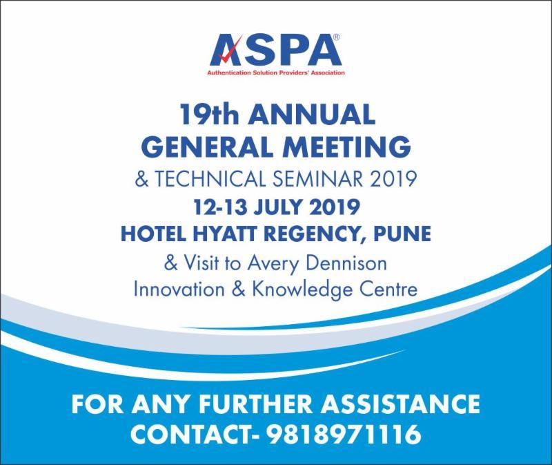 ASPA 19th Annual General Meeting