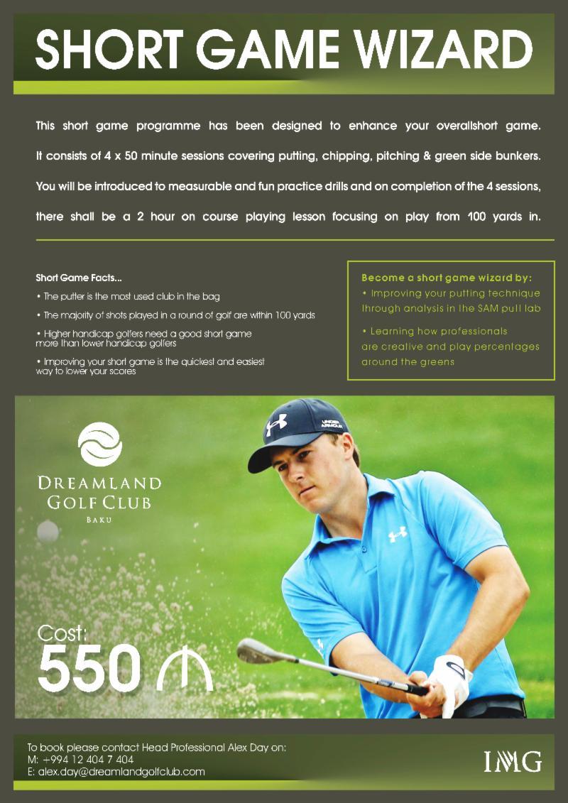Dreamland Golf Club - Latest News!