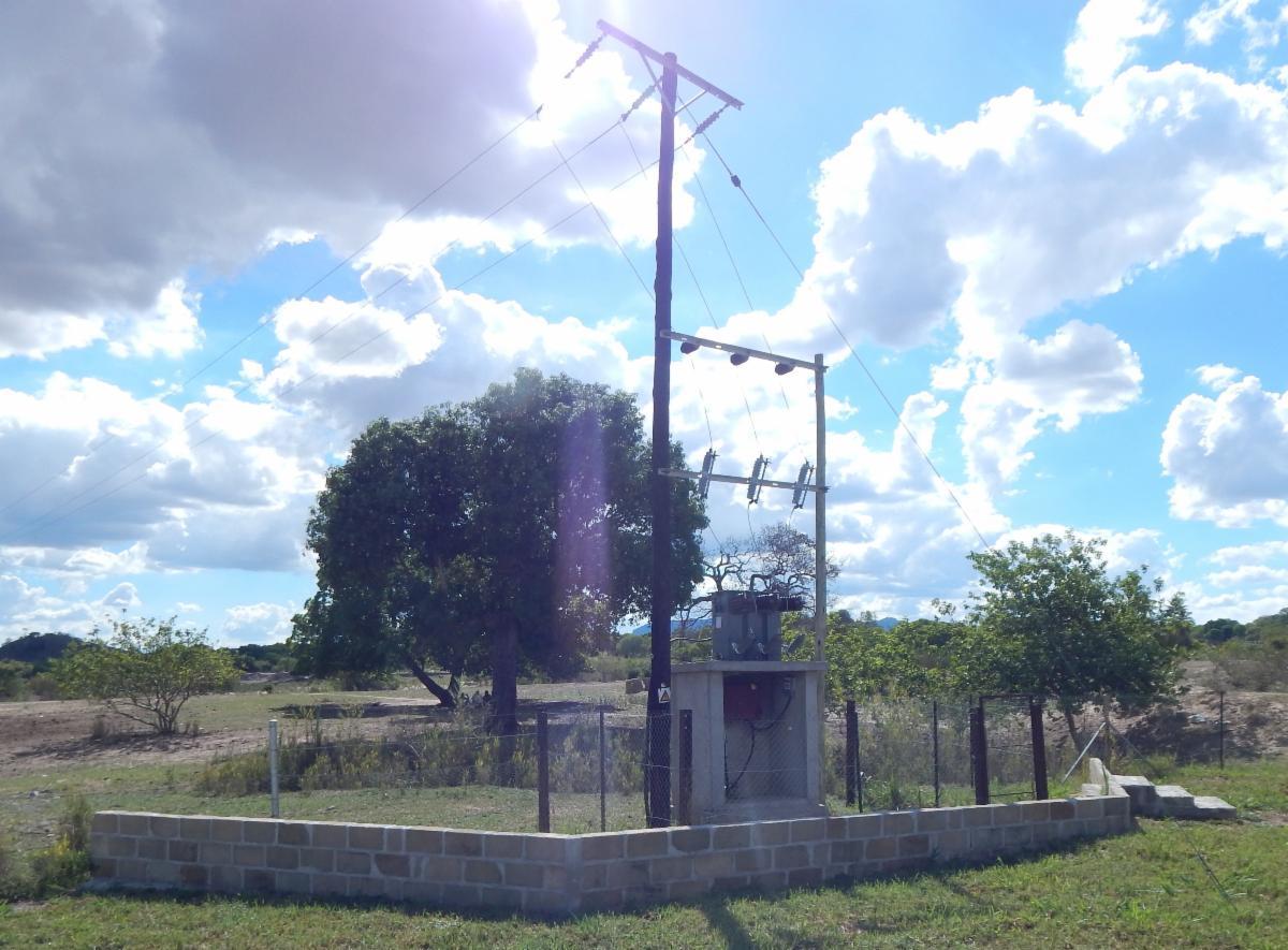 Quinta Graca transformer