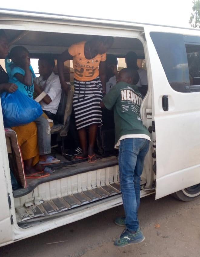 Mozambican public transportation