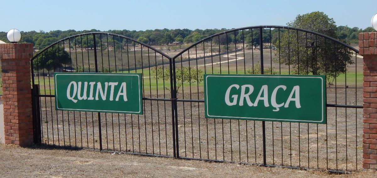 Gate of Quinta Graça