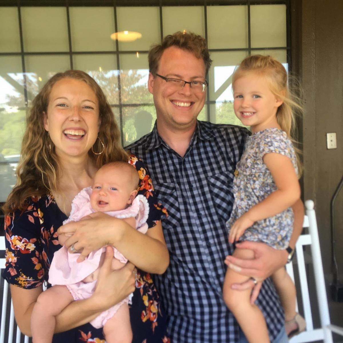 Kent's Family