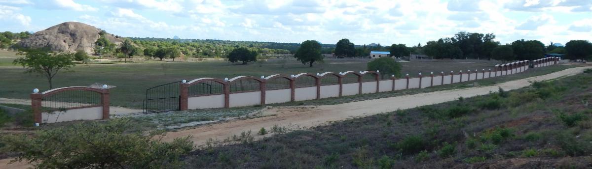 Quinta Graca front wall