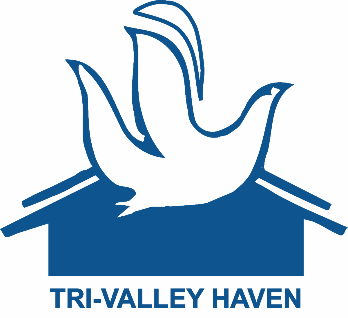 Haven Logo Vector Blue with name.png